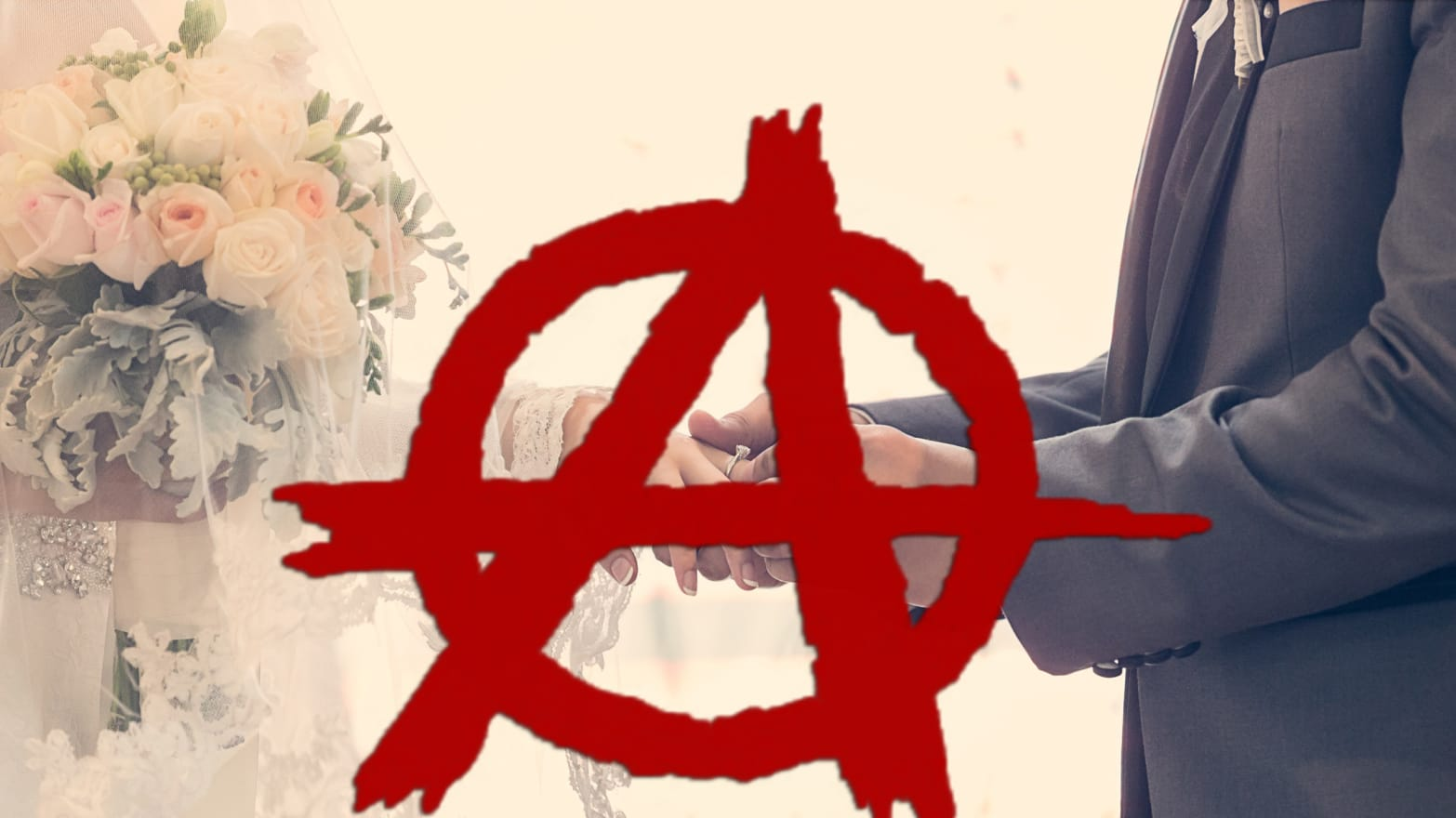 Antifa Weddings are Best Weddings