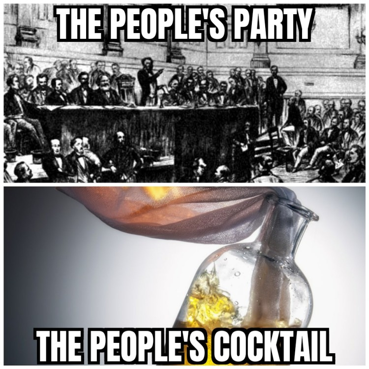 Peoples Party Peoples Cocktail